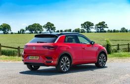 Volkswagen T-Roc R-Line, rear