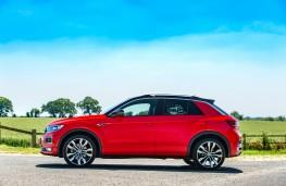 Volkswagen T-Roc R-Line, profile