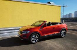 Volkswagen T-Roc Cabriolet Active, 2021, side