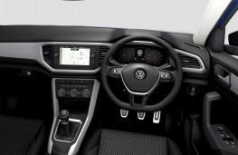 Volkswagen T-Roc Active, 2021, interior