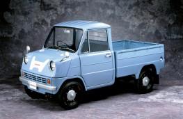 Honda T360, truck, 1963