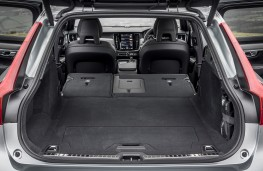 Volvo V90 T5 R-Design, 2018, boot, maximum