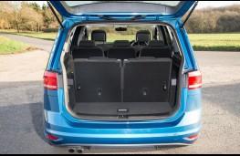 Volkswagen Touran 2016, seven seats