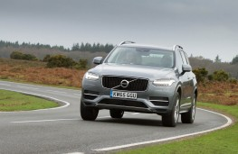 Volvo XC90 T8 Twin Engine, front