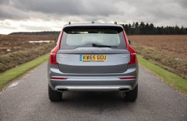 Volvo XC90 T8 Twin Engine, rear