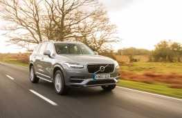 Volvo XC90 T8 Twin Engine, 2016, front