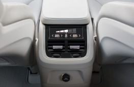 Volvo XC90 T8 Twin Engine, 2016, rear controls