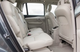 Volvo XC90 T8 Twin Engine, 2016, seats