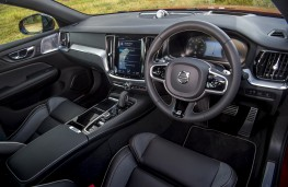 Volvo XC90 T8 Twin Engine R-Design, interior