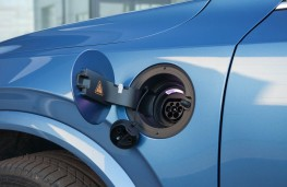 Volvo XC90 T8 Twin Engine, charging point