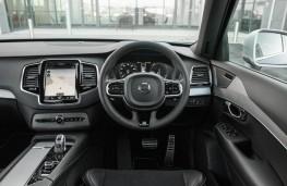 Volvo XC90 T8 Twin Engine, interior