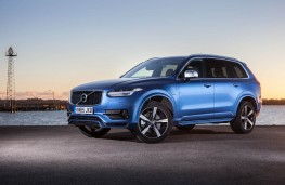 Volvo XC90 T8 Twin Engine, side