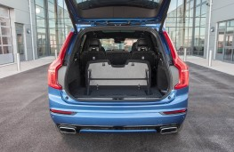Volvo XC90 T8 Twin Engine, boot