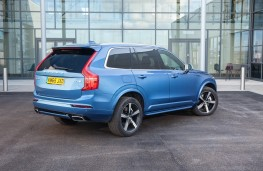 Volvo XC90 T8 Twin Engine R-Design, rear