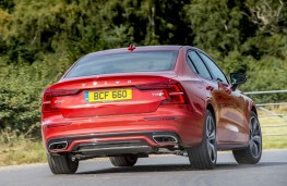 Volvo S60 T8 Twin Engine, 2019, rear