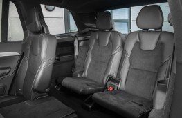Volvo XC90 T8 Twin Engine R-Design, seats, rear