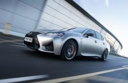 Lexus GS F, dynamic