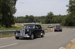 Citroen Collectors' Gathering, 2019, Traction Avant