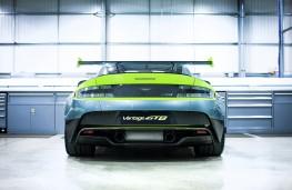 Aston Martin Vantage GT8, tail