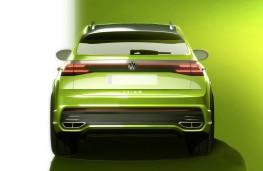 Volkswagen Taigo, 2021, rear
