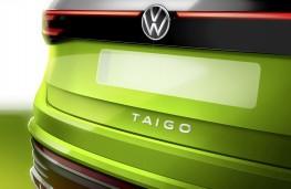 Volkswagen Taigo, 2021, tailgate