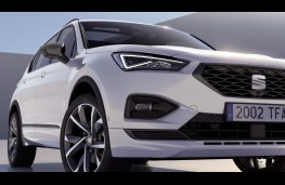 SEAT Tarraco FR Sport, 2020, front