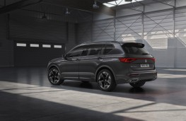 SEAT Tarraco FR PHEV, rear