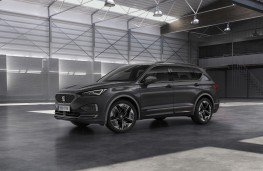 SEAT Tarraco FR PHEV, side