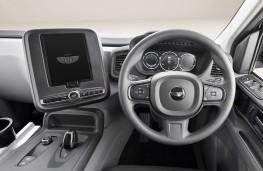 LEVC TX taxi, dashboard