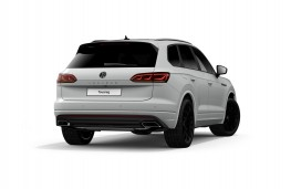Volkswagen Touareg Black Edition, 2019, rear