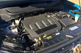 Volkswagen T-Cross 1.6 TDI, 2019, engine