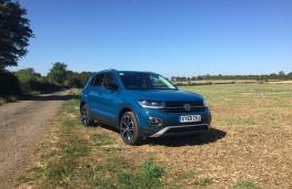 Volkswagen T-Cross 1.6 TDI, 2019, front