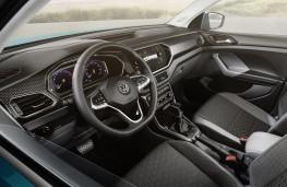 Volkswagen T-Cross, 2019, interior
