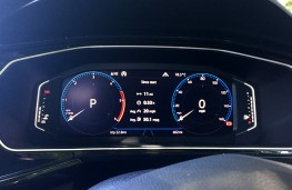 Volkswagen T-Cross 1.6 TDI, 2019, instrument panel