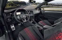 Volkswagen Golf GTI TCR, 2019, interior