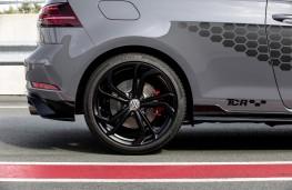 Volkswagen Golf GTI TCR, 2019, wheels