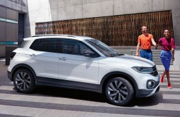 Volkswagen T-Cross First Edition, 2019, front