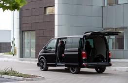 Volkswagen Transporter Sportline, 2016, doors open