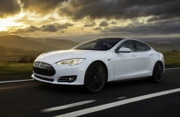 Tesla Model S is fitted with Autopilot