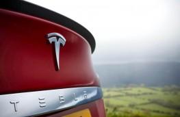 Tesla Model S P85D, boot