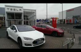 Tesla Birmingham Store