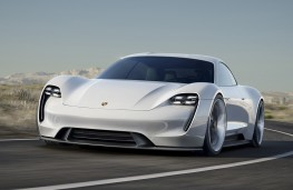 The Porsche Mission E will become the Taycan