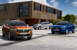 Dacia Sandero Stepway, Logan and Sandero, 2020