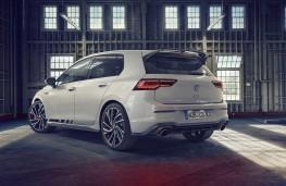 Volkswagen Golf GTI Clubsport, 2020, rear