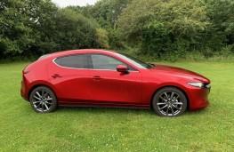 Mazda3, side
