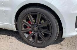 Range Rover Sport, wheel