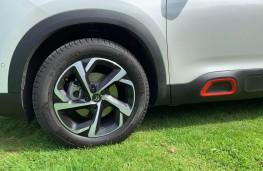 Citroen C5 Aircross, wheel