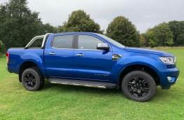 Ford Ranger, side