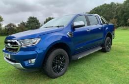 Ford Ranger, front