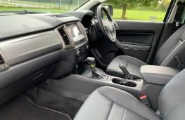 Ford Ranger, interior
